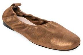 Patricia Green Lily Leather Ballet Flats
