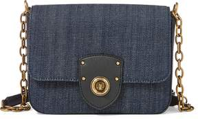 Ralph Lauren Denim Crossbody Bag