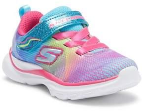 Skechers Trainer Lite Dash N' Dazzle Sneaker (Toddler)