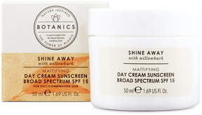 Botanics Shine Away Mattifying Day Cream Sunscreen Broad Spectrum SPF 15
