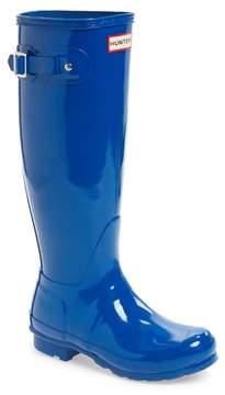 Hunter Glossy Waterproof Boot