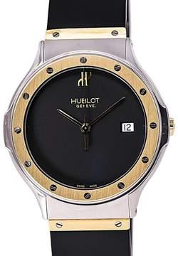 Hublot MDM 1525.2 Stainless Steel / Rubber 36mm Mens Watch