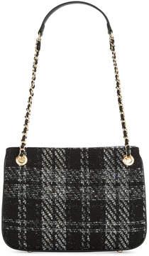 INC International Concepts I.n.c. Deliz Boucle Shoulder Bag