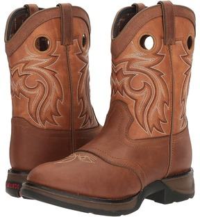 Durango Lil' Rebel 8 Saddle Boot Cowboy Boots