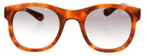 Tom Ford Bachardy Tortoiseshell Sunglasses