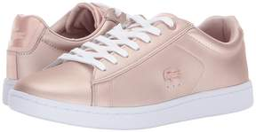 Lacoste Carnaby Evo 118 7 Women's Shoes