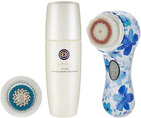 Clarisonic Mia2 Sonic Cleansing System w/Bonus Brush Head Auto-Delivery