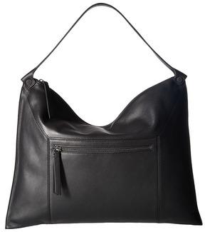 Ecco Sculptured Shoulder Bag 2 Shoulder Handbags