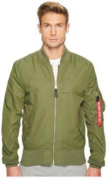 Alpha Industries MA-1 Skymaster Flight Jacket Men's Coat