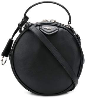 Moschino round shaped crossbody bag