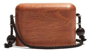 The Row Evening Case Clutch - Womens - Brown