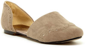 Restricted Lita Perforated d'Orsay Flat