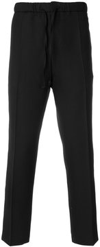 Cmmn Swdn fitted tailored trousers
