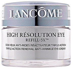 Lancome High Resolution Eye Refill-3XTM Triple Action Renewal Anti-Wrinkle Eye Cream