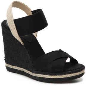 Lauren Ralph Lauren Women's Elana Wedge Sandal