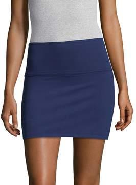 Beyond Yoga Women's Solid Mini Skirt