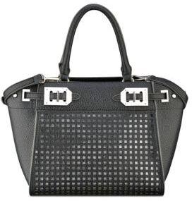 Nine West Gleam Team Mini Satchel Bag