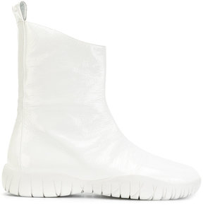 Maison Margiela Tabi scuba boots
