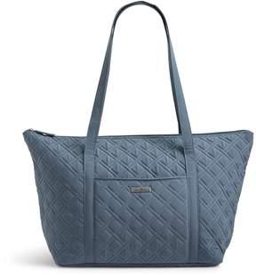 Vera Bradley Miller Travel Bag - MICROFIBER CLASSIC NAVY - STYLE