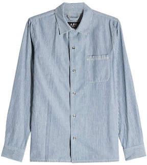 A.P.C. Luca Cotton Shirt