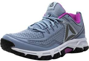 Reebok Women's Ridgerider Trail 2.0 Grey / Black Violet Pewter Silver Ankle-High Runner - 7M