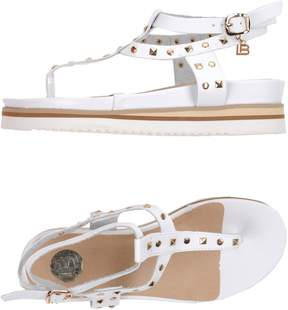 Laura Biagiotti Toe strap sandals