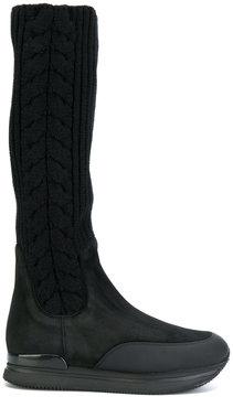 Hogan pull-on boots