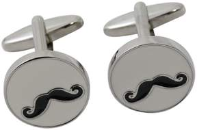 Bey-Berk Mustache Cufflinks