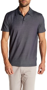 Kenneth Cole New York Classic Plaited Pique Polo