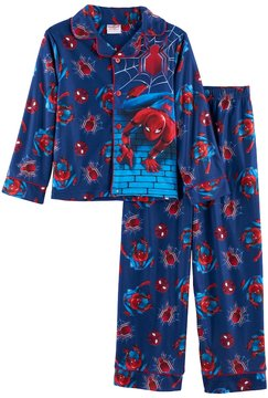 Marvel Boys 4-8 Spider-Man 2-Piece Pajama Set