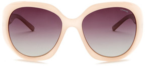 Polaroid Women's Rubber Sunglasses