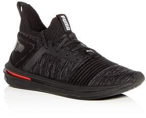 Puma Men's Ignite Limitless SR Evoknit Lace Up Sneakers