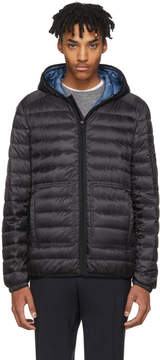 Prada Black Lightweight Down Puffer Jacket