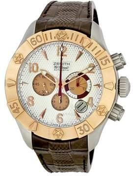 Zenith Defy Classic Chronograph Aero Watch 86.0526.4000/01-C649