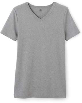 Petit Bateau Mens V-neck T-shirt
