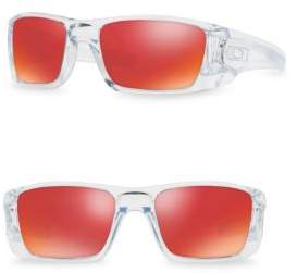 Oakley 60MM Fuel Cell Polarized Sunglasses