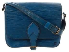 Louis Vuitton Epi Cartouchière MM - BLUE - STYLE
