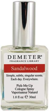 Demeter Sandalwood Cologne Spray by 1oz Spray)