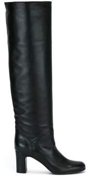L'Autre Chose square heel boots