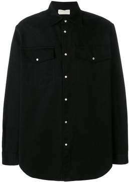Ih Nom Uh Nit pearl design plain shirt
