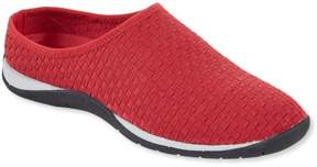 L.L. Bean L.L.Bean Women's BeanSport Woven Slide