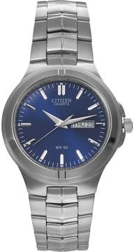 Citizen Men's Stainless Steel Watch - BF0590-53L