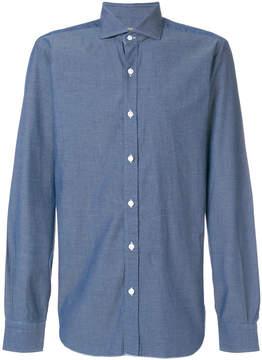 Barba classic long-sleeve shirt