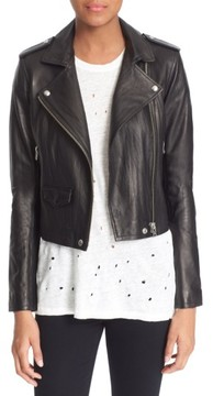 IRO Women's 'Ashville' Leather Jacket