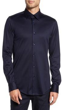 Pal Zileri Men's Jersey Sport Shirt