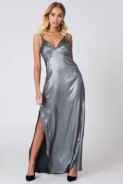 Astr Raven Dress