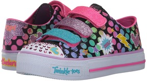 Skechers Shuffles 10835L Lights Girl's Shoes
