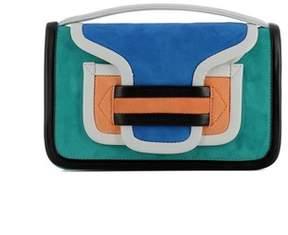 Pierre Hardy Women's Multicolor Suede Shoulder Bag.