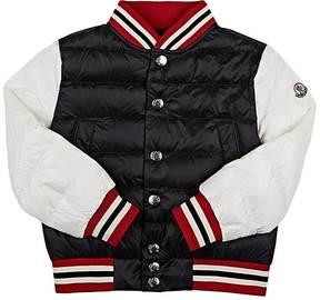 Moncler Kids' Quilted Tech-Taffeta Jacket