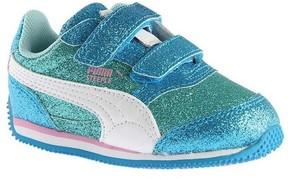 Puma Infant Girls' Steeple Glitz Glam V Sneaker